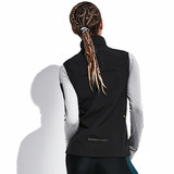 Ms. HOTSUIT autumn Slim collar cardigan casual outdoor sports warm wind vest running fitness