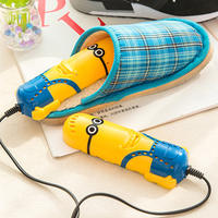 Authentic little yellow people winter sterilization deodorant shoes dryer dry shoes warm shoes machine travel portable drying shoes