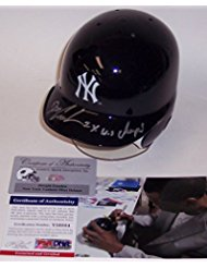 Dwight Gooden Autographed Hand Signed NY New York Yankees Mi