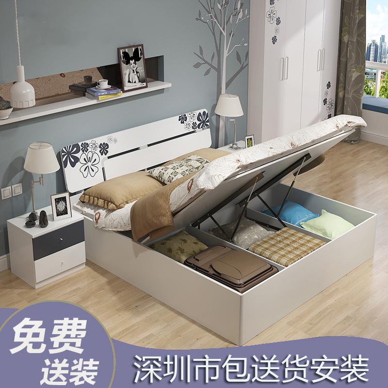 单人床硬板床