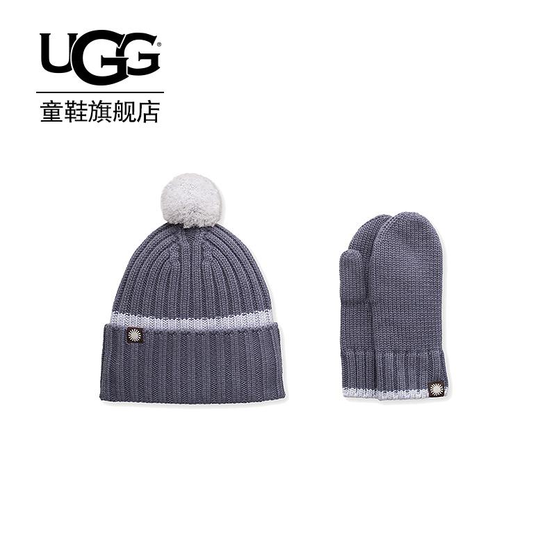 UGG儿童手套帽子套装 1090107