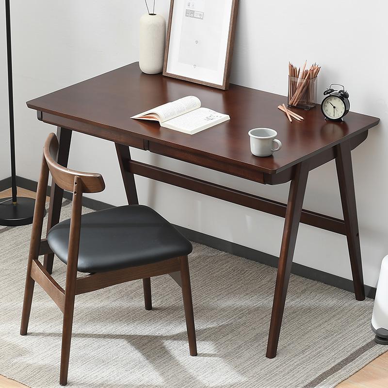 榉木 电脑桌书桌