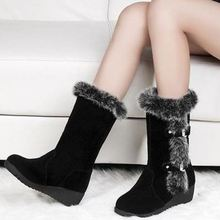 ladies boots fashion women size 2018 shoes winter big