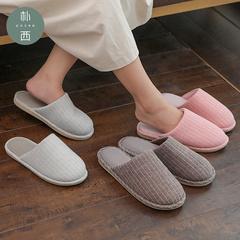 男女時尚棉拖鞋