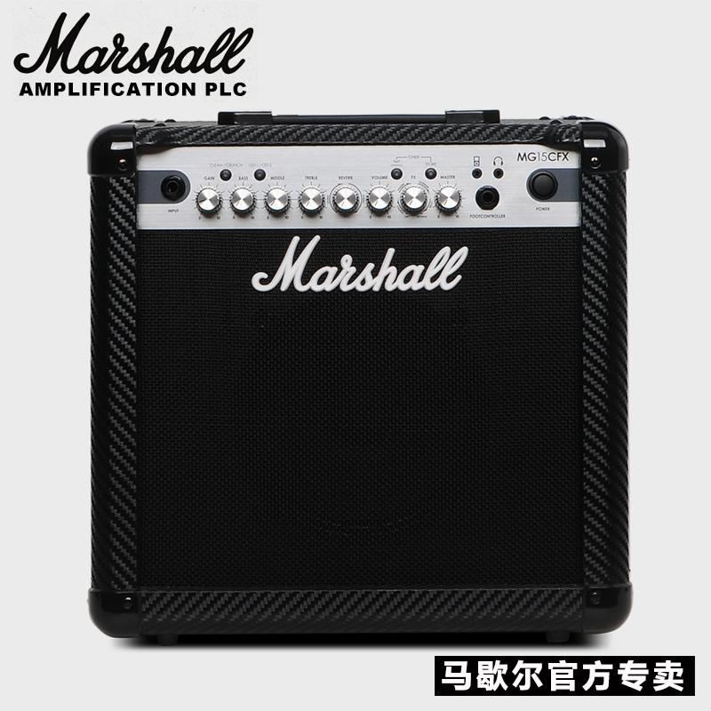 马歇尔音箱 电吉他