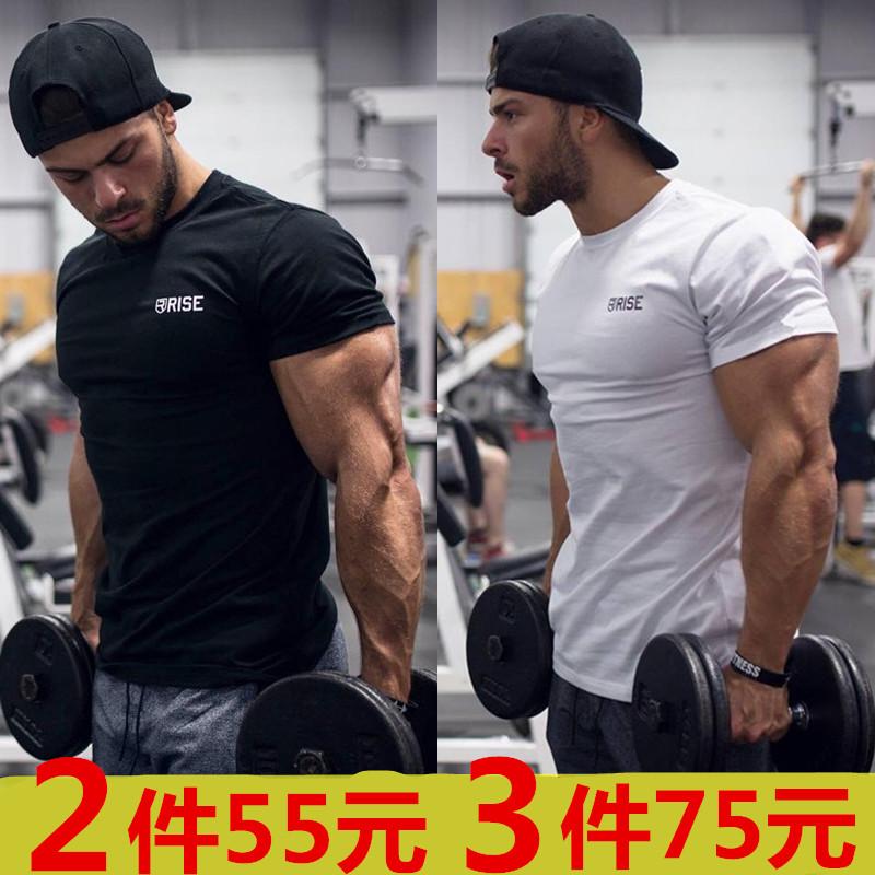 健身t桖 男