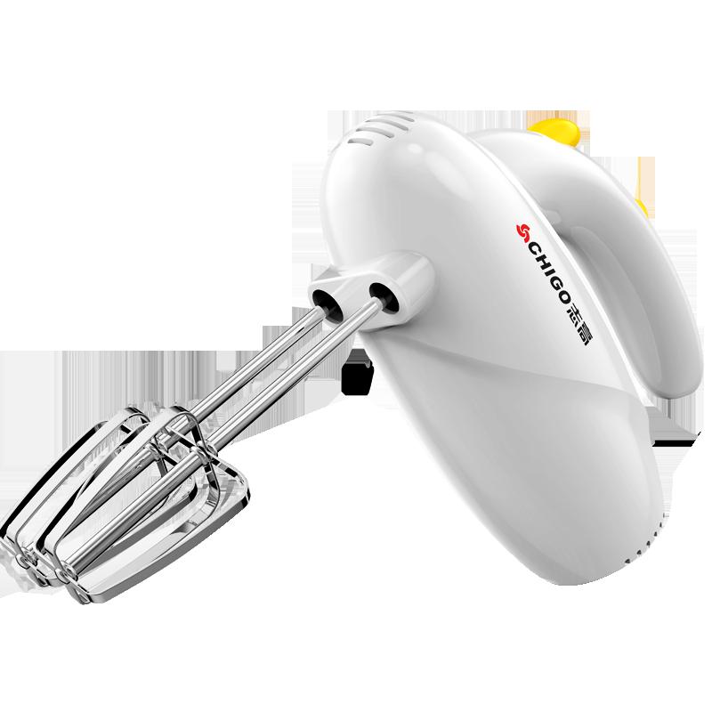 志高电动打蛋器家用烘焙工具套小型自动打蛋机奶油打发器和面搅拌