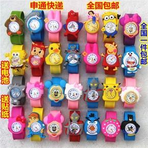 儿童玩具拍拍(啪啪)表啪啪圈海底小纵队男孩女孩学生儿童石英手表