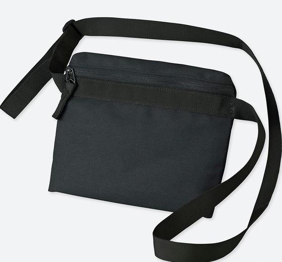 现货 优衣库包 男/女 U系列 便携式挎包 410852单肩包416493背包