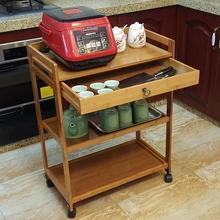 多功能落地架推车移动收纳家用置物架包邮可角落餐车厨房带轮厨房