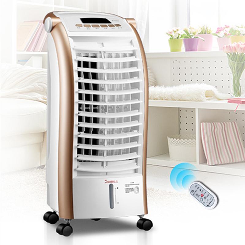 格力空调扇制冷单冷小型宿舍家用遥控冷风扇冷风机移动水空调风扇