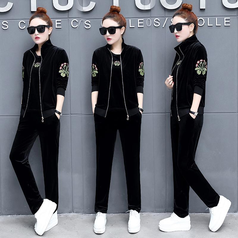 韩国女装运动服