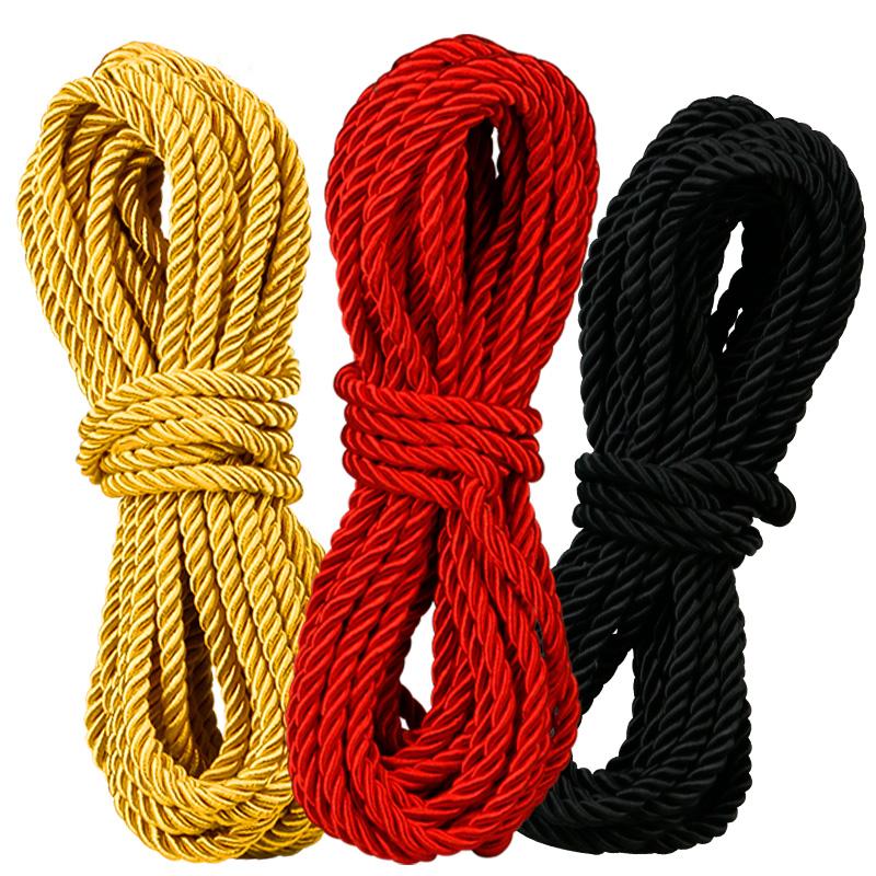 捆绑绳sm床上束缚gay男同志红绳子情趣性用品夫妻玩具性工具女用
