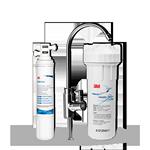 3M净水器家用厨房母婴级净水机CDW5101V型高端直饮自来水过滤器