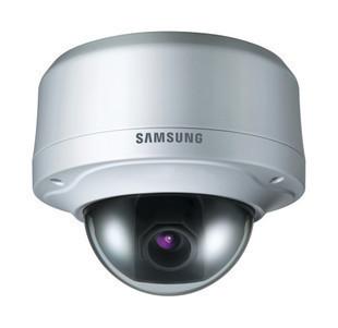 【正品】三星半球摄像头 SCV-3080P 防暴半球型摄像机 监控摄像头品牌巨惠