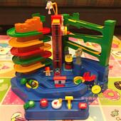 爆款包邮日本托马斯小火车套装轨道大冒险豪华版惯性儿童益智玩具
