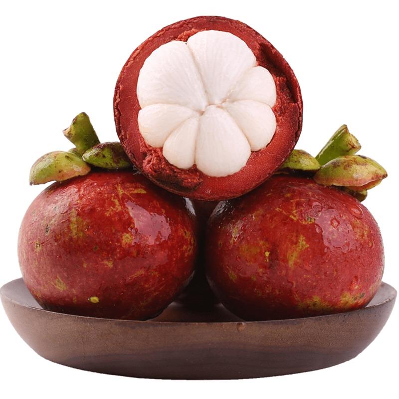 泰国进口山竹5A大果新鲜水果当季孕妇5斤包邮拍2件发10斤免运费