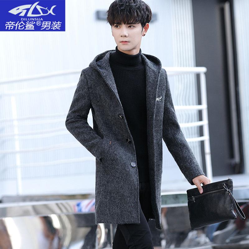 韩版冬天大衣
