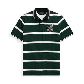 Polo Ralph Lauren男装2018年秋季定制修身版型网布Polo衫RL10637