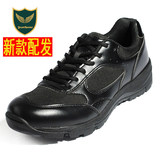 Genuine Junlock D16403 new training shoes men's low walking shoes lightweight summer breathable black duty shoes