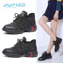 秋新品舒适透气网面运动鞋女韩版学生休闲鞋平底跑步鞋