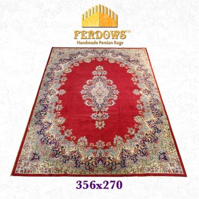 FERDOWS 伊朗进口手工波斯地毯纯羊毛客厅卧室办公室欧式美式中式