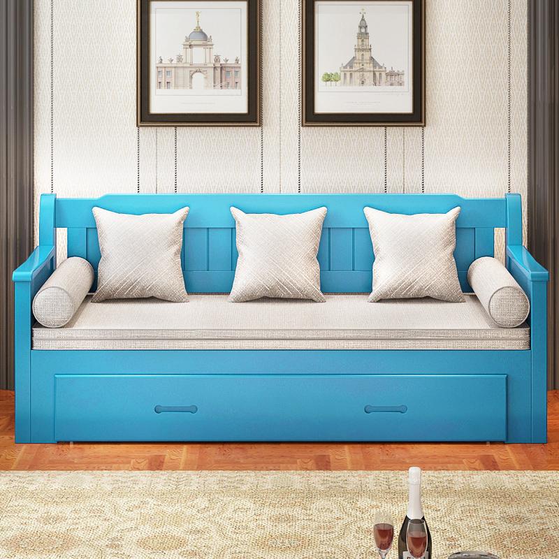 风格多功能沙发床