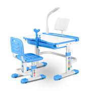 儿童学习桌椅套装书桌小学生写字桌可升降课桌椅家用简约防近视