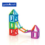 Guidecraft framework magnetic pieces building blocks children's magnetic toys 3-6-7-8 years old boy puzzle assembly