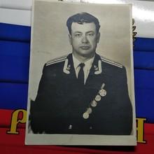 苏联军官档案照片