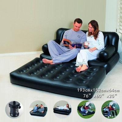 懒人沙发床 双人充气哪里便宜