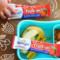 加拿大进口SunRype桑莱普水果条24条婴幼儿零食1岁儿童宝宝果丹皮