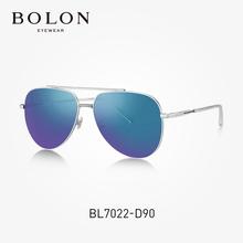 暴龙眼镜 2018年新款男士太阳镜BL7022图片