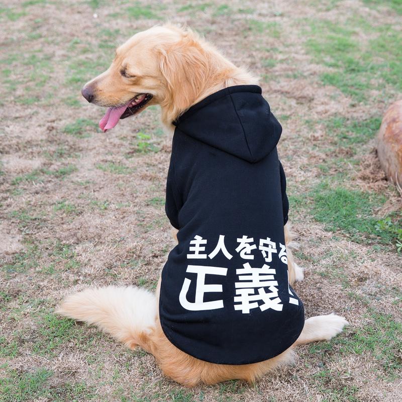 大型犬卫衣