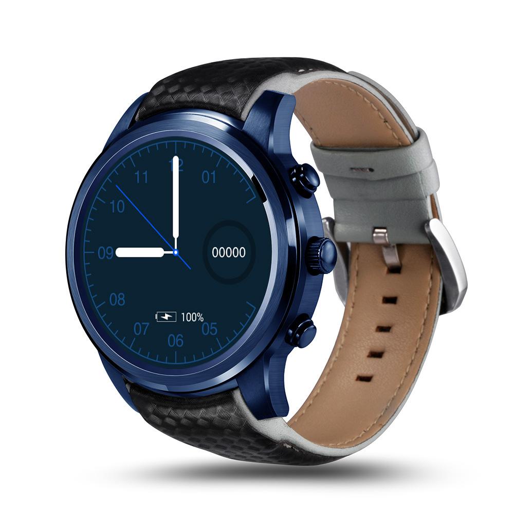 LEMFO LEM5 Pro智能手表安卓5.1手机2+16GB插卡通话防水智能手表