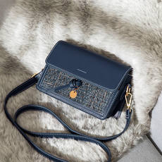 Autumn and winter on the new 2019 small bag female 2018 new wave Korean fashion wild simple shoulder Messenger bag casual