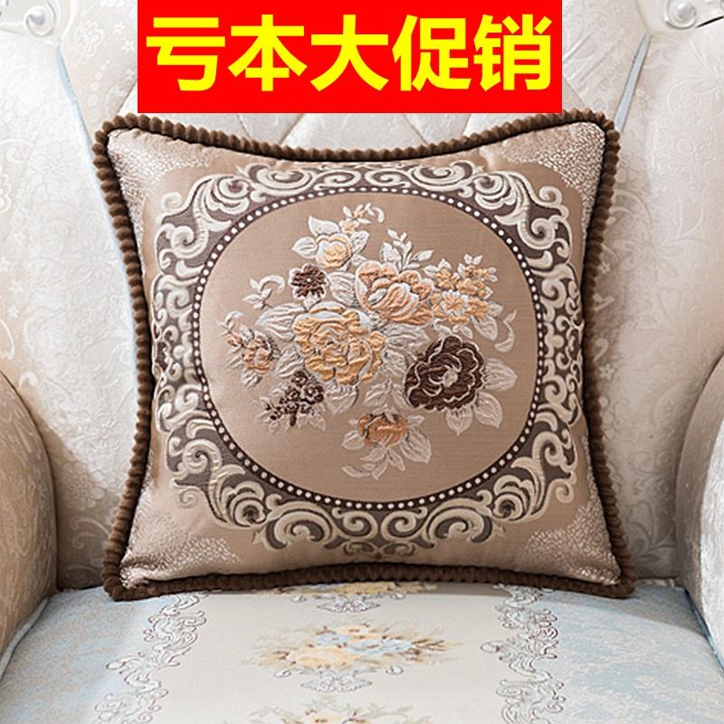 沙發抱枕歐式奢華