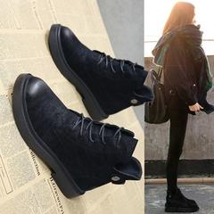新款英伦短靴