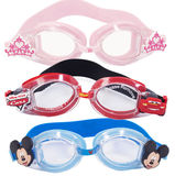 Clearance treatment Mickey children swimming glasses Di swimming goggles children swimming goggles anti-fog swimming goggles