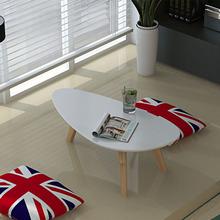 免邮 创意日式小茶几北欧创意 现代简约烤漆榻榻米飘窗矮桌子