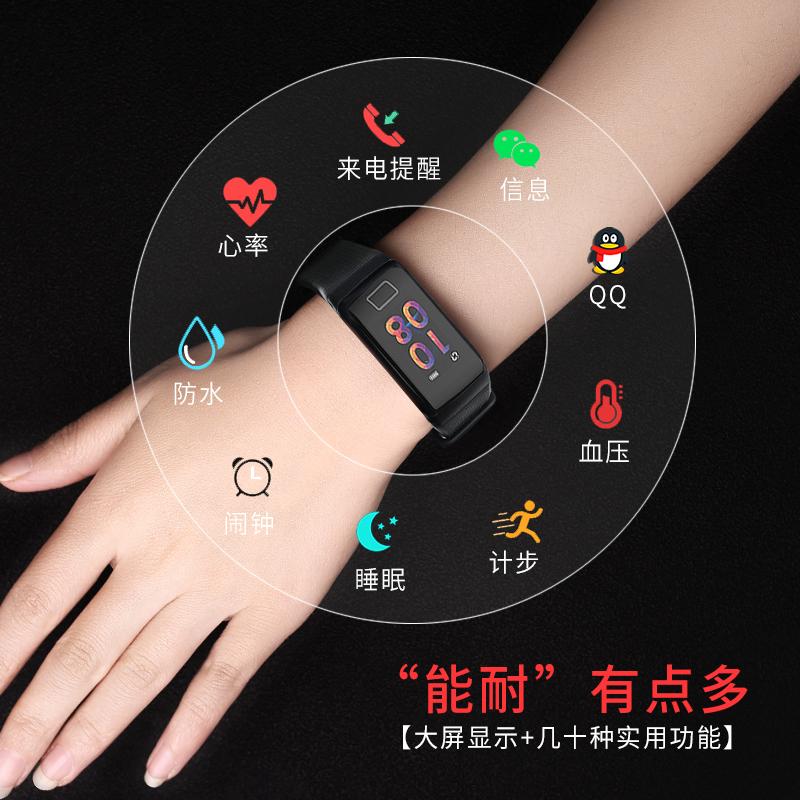 电子手表血压表