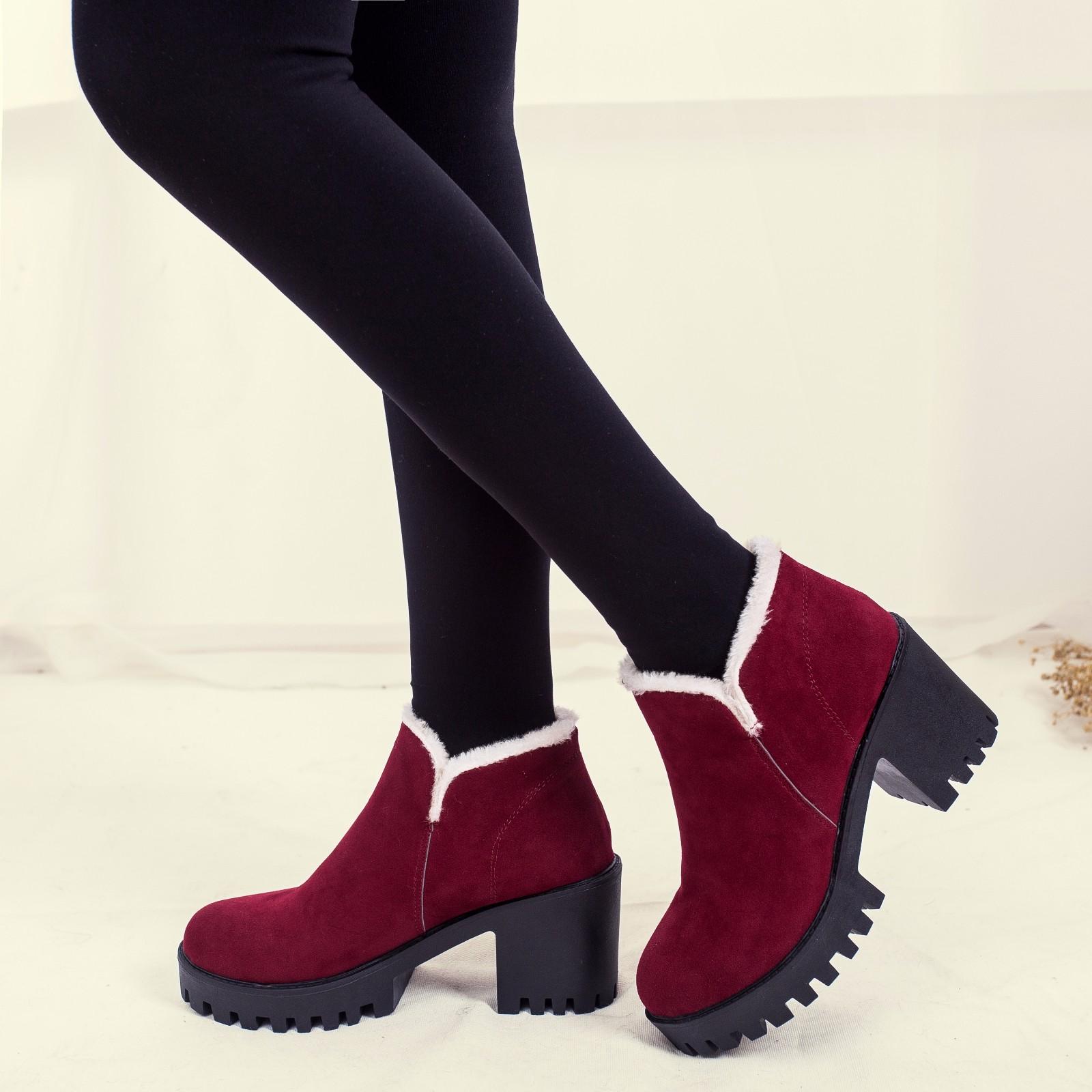 潮女冬季女鞋