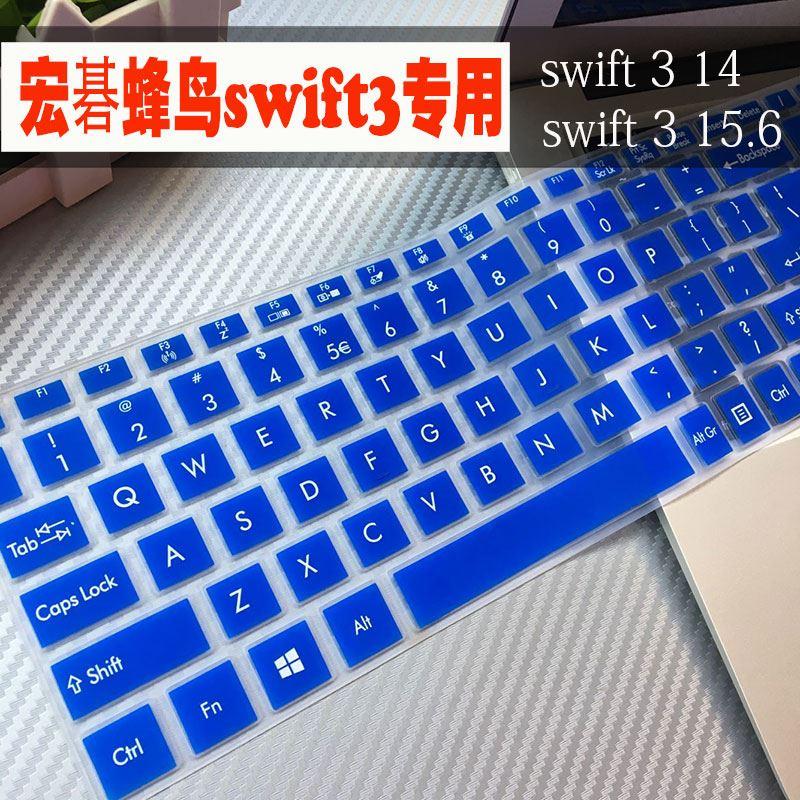 宏碁Acer英寸Swift3 15.6蜂鸟保护键盘膜sf315-51贴膜膜键盘屏幕