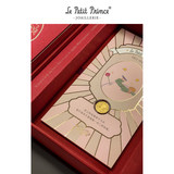 Le Petit Prince Little Prince's Gold Commemorative Coin Gold Foil is a red envelope gold collection gift