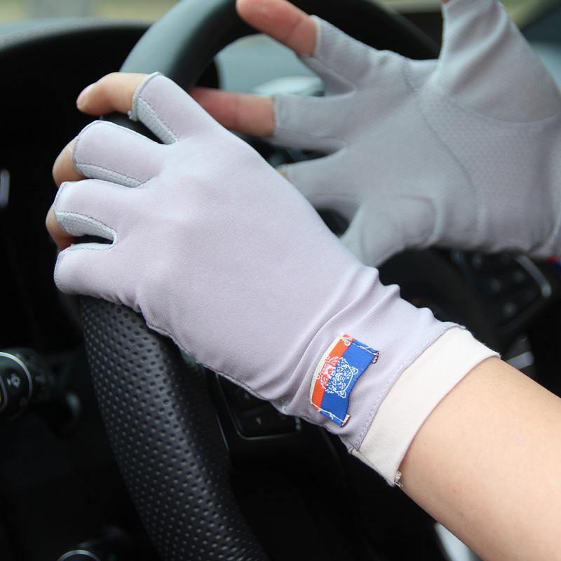 Солнцезащитные перчатки / Рукава для водителей Артикул 588644138458