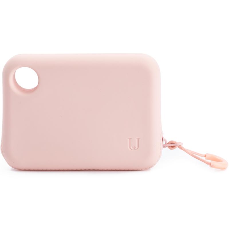 佐敦朱迪便携式硅胶收纳包小清新零钱包手机包硅胶简约小钱包女
