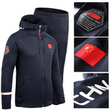 Chinese National Team Award-winning Clothes Taekwondo Athletes'Student Appearance Clothes Team Coach Training Suit