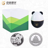 Spot. Panda Silver Coin Commemorative Coin 2019 Panda Coin 999 Silver Collection Zodiac Coin Fidelity