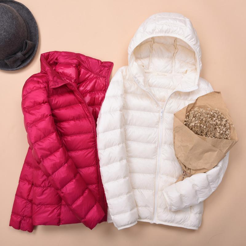 2017新款女款时尚轻薄羽绒服女超轻短款韩版显瘦轻便薄款保暖外套