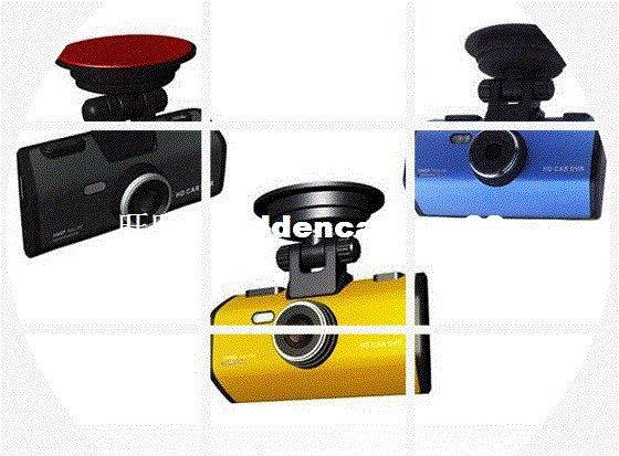 Mini Car DVR Full HD 140 high definition wide-angle lens 12V